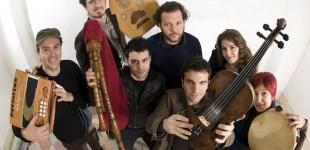 17 Febbraio - Canzoniere Grecanico Salentino al FLOG - FIRENZE
